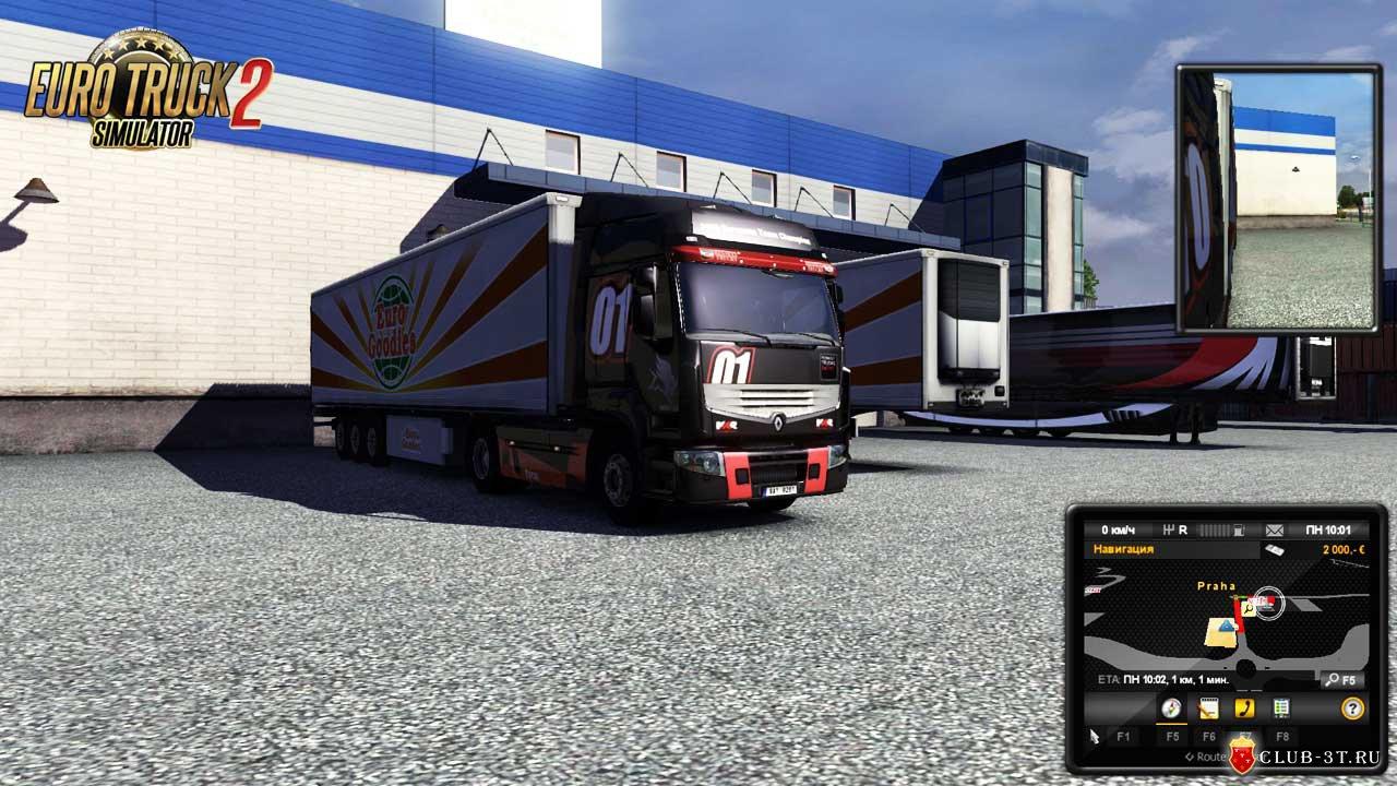 Скачать Сохранение для Euro Truck Simulator 2