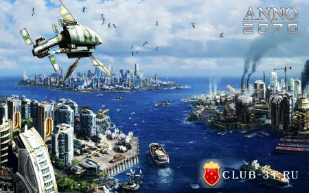Anno 2070 Trainer all version + 2