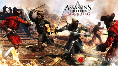 Assassin's Creed 4 Black Flag Trainer version 1.05 + 14