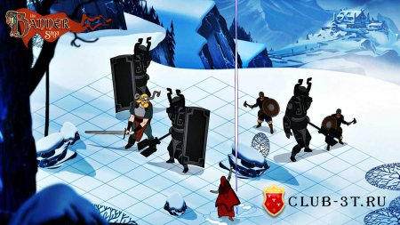The Banner Saga Trainer version 1.0 + 7