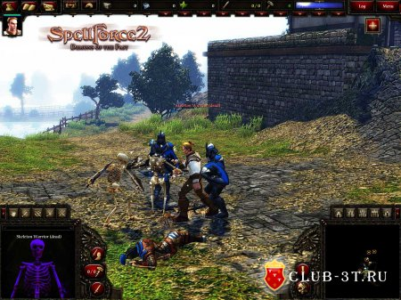 SpellForce 2 Demons of the Past Trainer version 2.66.5360.0 + 8