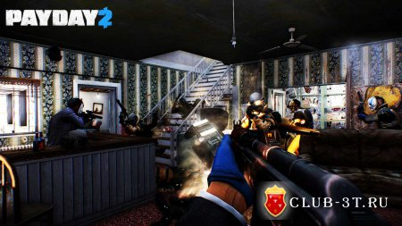 PayDay 2 Trainer version 22.1 + 17