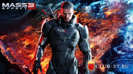 Mass Effect 3 Trainer version 1.5.5427.124 + 12