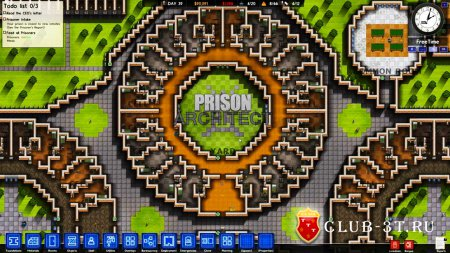 Prison Architect Трейнер version alpha 17 + 3