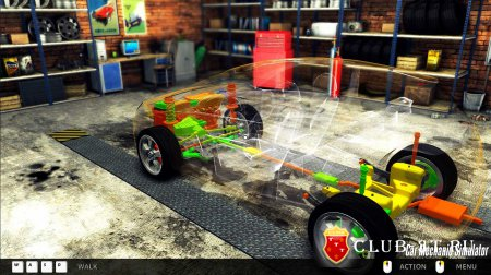 Чит коды к игре Car Mechanic Simulator 2014