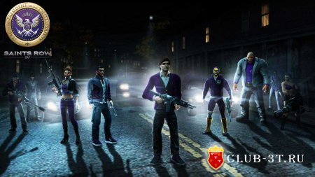 Saints Row 4 Трейнер version update 21.01.2014 + 20