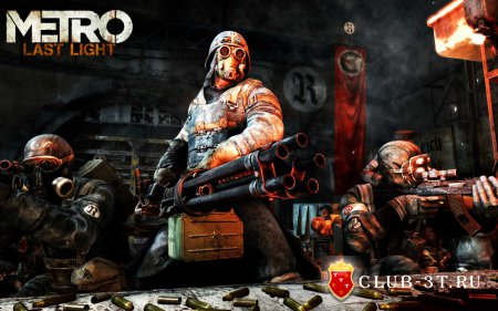 Metro Last Light Trainer version 1.0.0.14 + 6