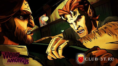 The Wolf Among Us Episode 2 Trainer version 1.0 Update 2 + 3