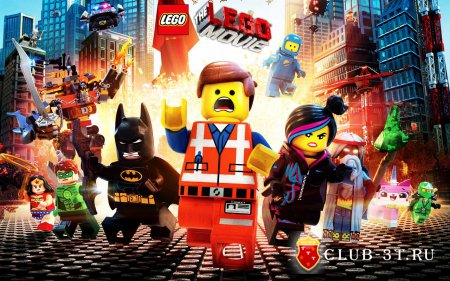 The LEGO Movie Videogame Trainer version 1.0 + 2