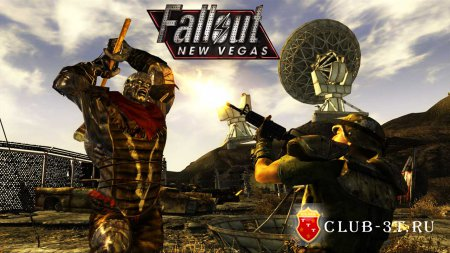 Fallout New Vegas Trainer version 1.4.0.525 + 4