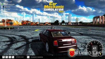 Car Mechanic Simulator 2014 Trainer version 1.0.5.4 + 1