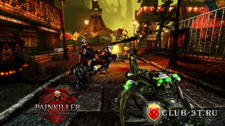 Painkiller Hell & Damnation Trainer all version + 4