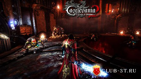 Castlevania Lords of Shadow 2 Trainer version demo 1.0 + 3