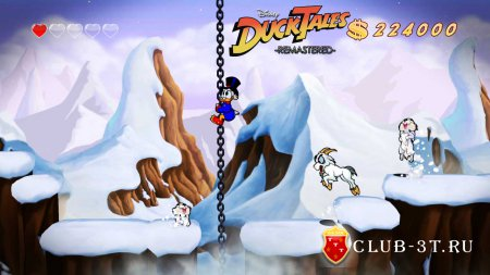 DuckTales Remastered Trainer version 1.0u4 + 4