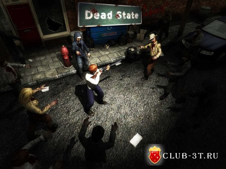 Dead State ������� version 0.8.1.3792 + 2