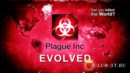 Plague Inc Evolved Trainer version 1.0 + 1