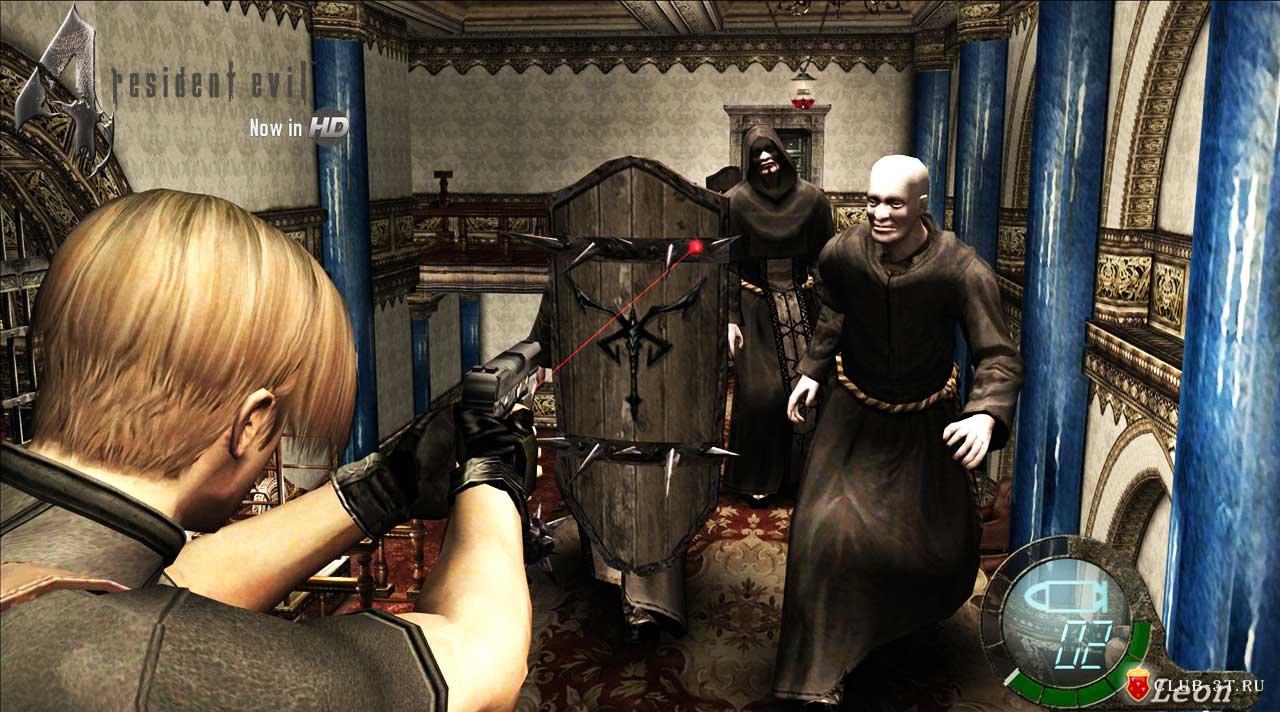 Resident Evil 4 HD Trainer version 1 0 + 3
