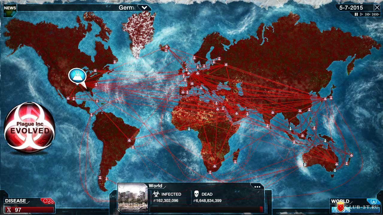Коды для plague inc evolved - 6