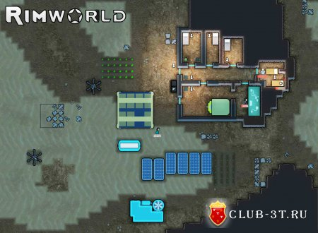 RimWorld Trainer version 2.363 + 8