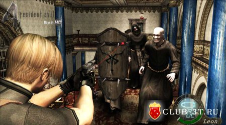 Resident Evil 4 HD Trainer version 1.0 + 3