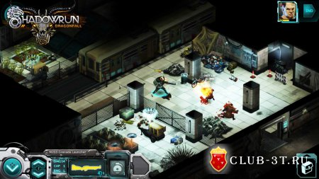 Shadowrun Returns Dragonfall Трейнер version 1.2.1 + 4