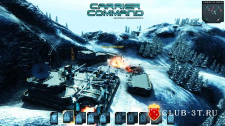 Carrier Command Gaea Mission Trainer version 1.6.0011 + 6