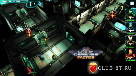Line Of Defense Tactics Tactical Advantage Trainer version 1.0 + 2