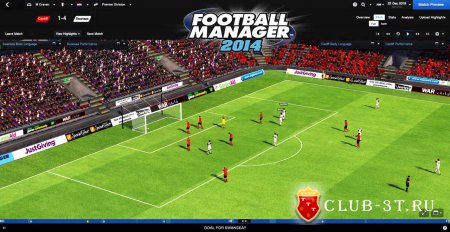 Football Manager 2014 Trainer version 14.1.3 + 1