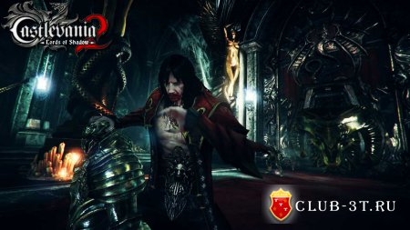 Castlevania Lords of Shadow 2 Трейнер version 1.0 + 13
