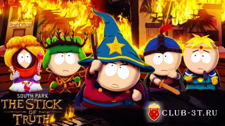 South Park The Stick of Truth Trainer version 1.0.1353 + 5