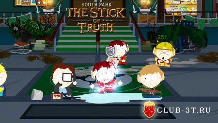 South Park The Stick of Truth Трейнер version 1.0 + 6