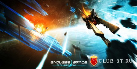 Endless Space Disharmony Trainer version 4.1.2.1635 + 2