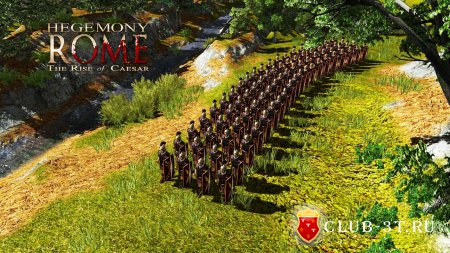 Hegemony Rome The Rise of Caesar Trainer version 1.9.99 64bit + 10