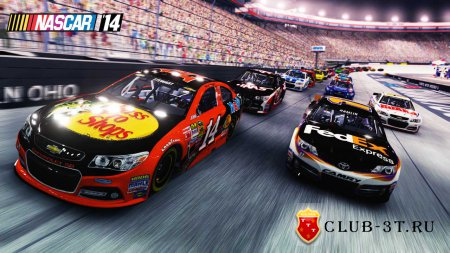 NASCAR 14 Trainer version 1.0 + 1