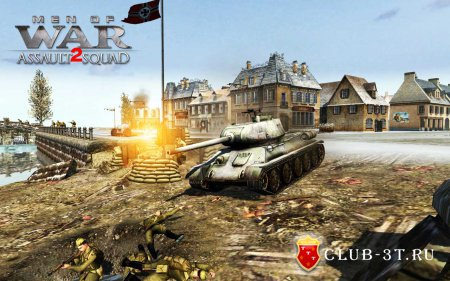 Men of War Assault Squad 2 Trainer version 3.023.1b + 1