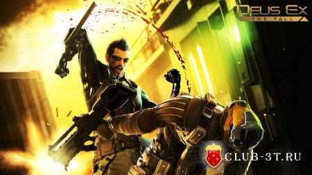 Deus Ex The Fall Трейнер version 4.3.4.31067 + 8