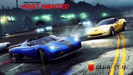 Need for Speed Most Wanted 2012 Trainer version 1.5.0.0 + 9