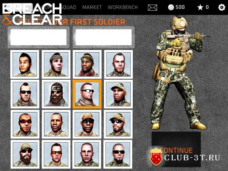 Breach & Clear Трейнер version 1.0 + 4