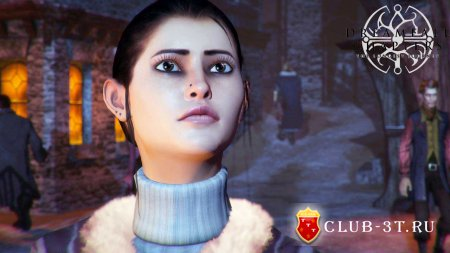 Dreamfall Chapters The Longest Journey скриншоты из игры