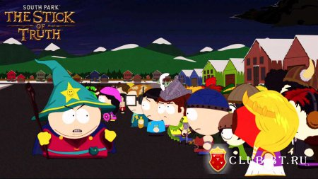 South Park The Stick of Truth Trainer version 1.0.1361 + 5