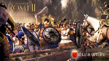 Total War Rome 2 Trainer version 1.11.0 + 15