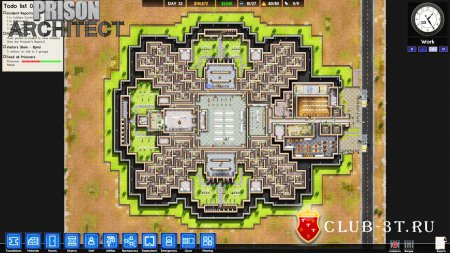 Prison Architect Trainer version alpha 19 + 3