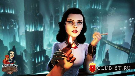 BioShock Infinite Burial at Sea Episode Two Trainer version 1.1.25.5165 + 13