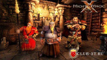 Might & Magic X Legacy Trainer version 1.5.16336 + 6