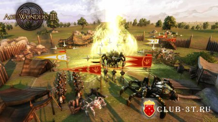 Age of Wonders III Trainer version 1.0.10997 + 11