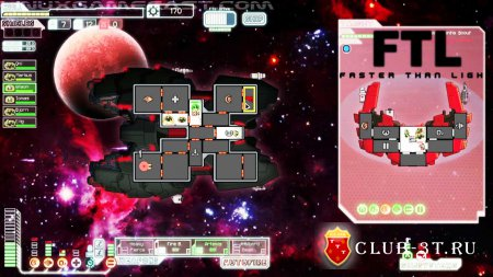 FTL Faster Than Light Trainer version 1.5.4 + 16
