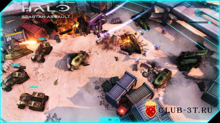 Halo Spartan Assault Трейнер version 1.0.0.2 + 4