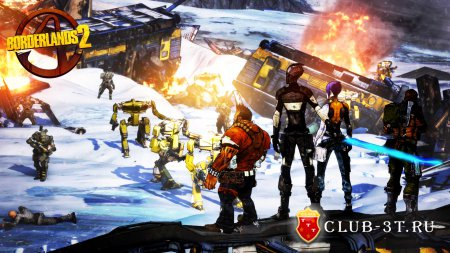 Borderlands 2 Trainer version 1.0.29.827556 + 28