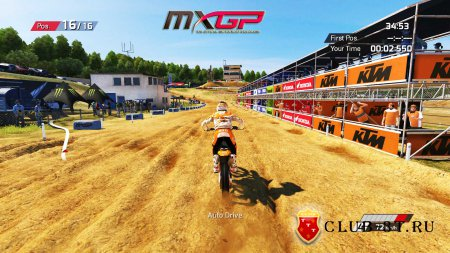 MXGP The Official Motocross Videogame Trainer version 1.000 + 4