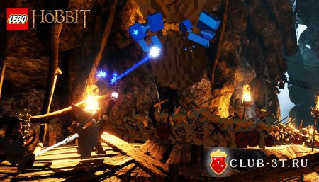 LEGO The Hobbit Трейнер version 1.0.0.21750 + 3